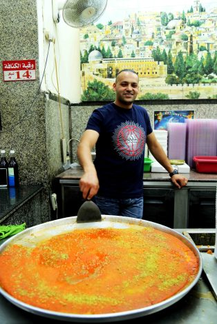 """I'm taking Ramadan off just to sleep."" On the eve of Ramadan, the holy month for Muslims, who will fast from sunrise to sunset, the streets of the Old City of Eastern Jerusalem were busy. Palestinian Muslims were shopping for the traditional food that they will eat when they break fast."